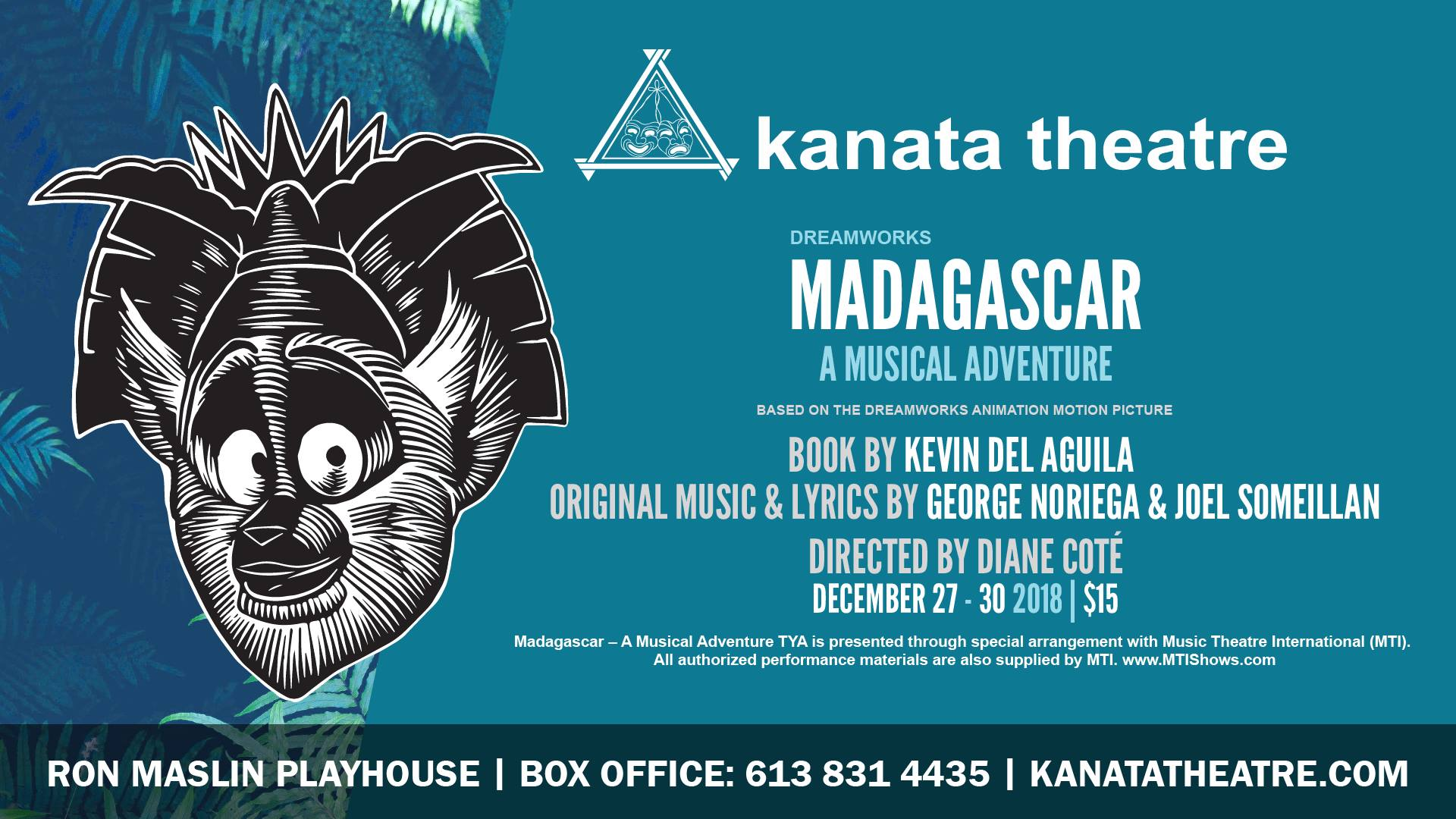 Madagascar a Musical Adventure – Covert Ottawa Guy