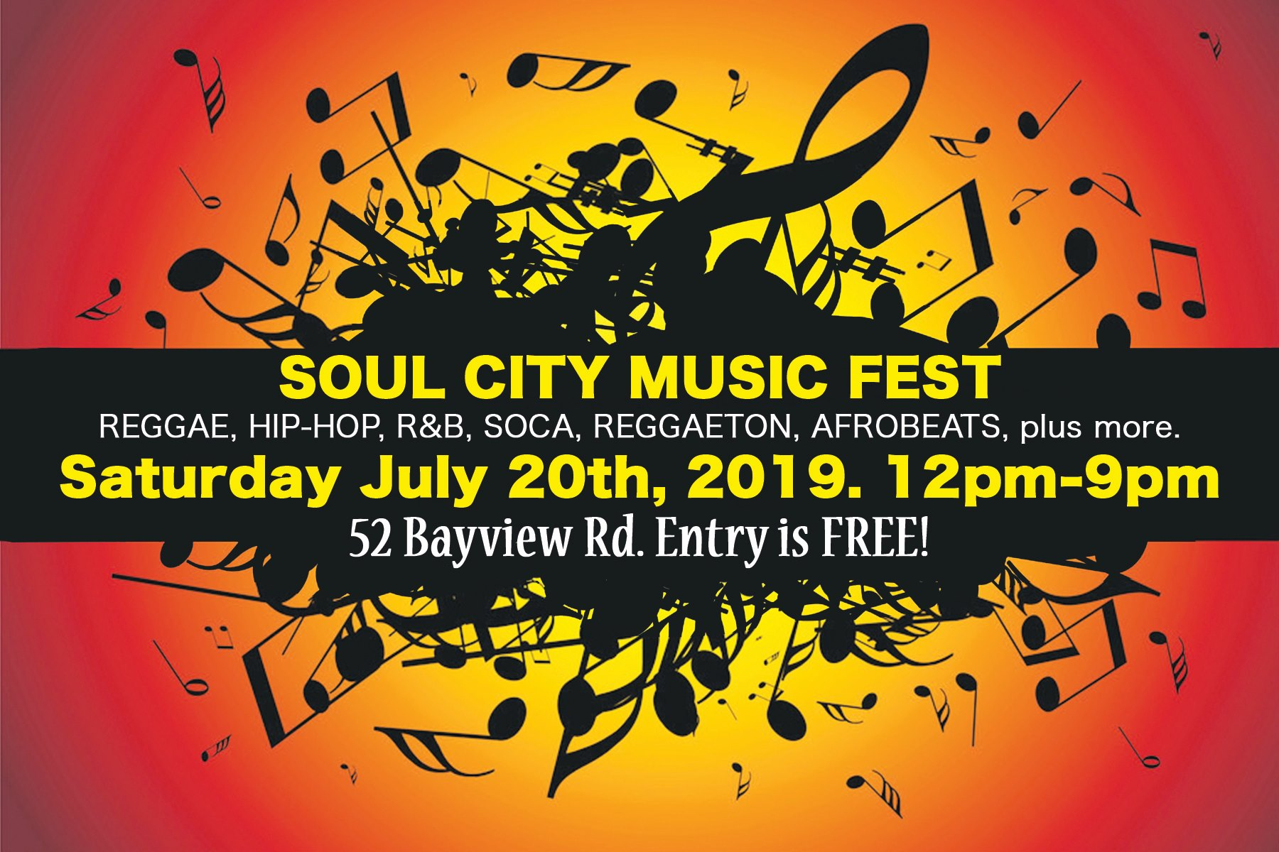Soul City Music Fest – Covert Ottawa Guy