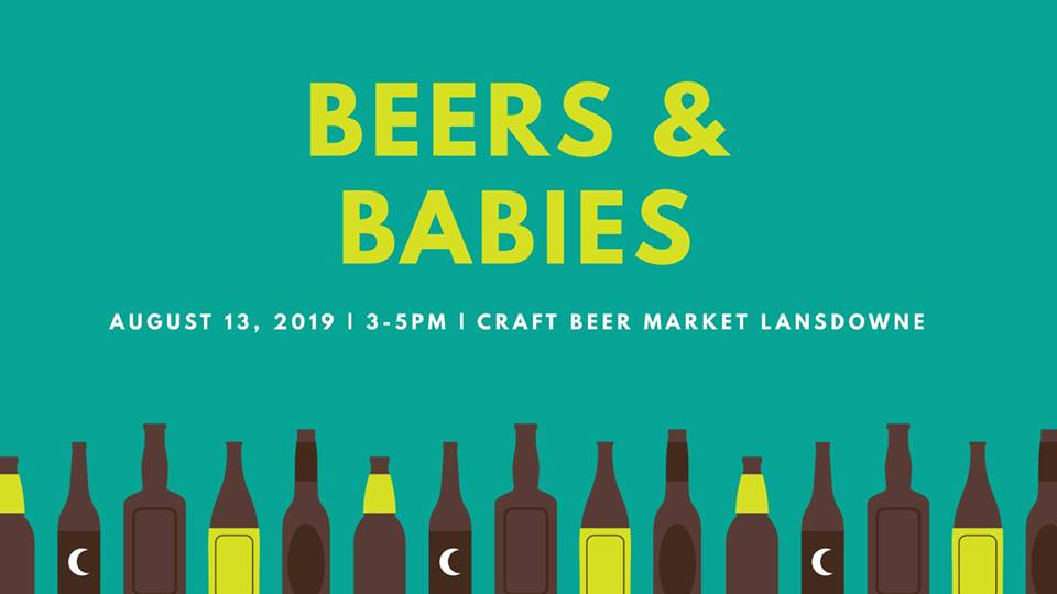 August Edition: Beers & Babies – Covert Ottawa Guy
